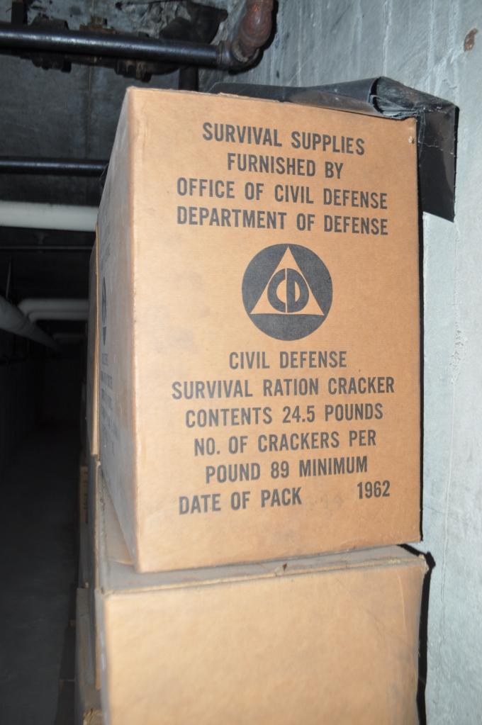 Up Academy/Patrick Gavin School-Civil Defense crackers