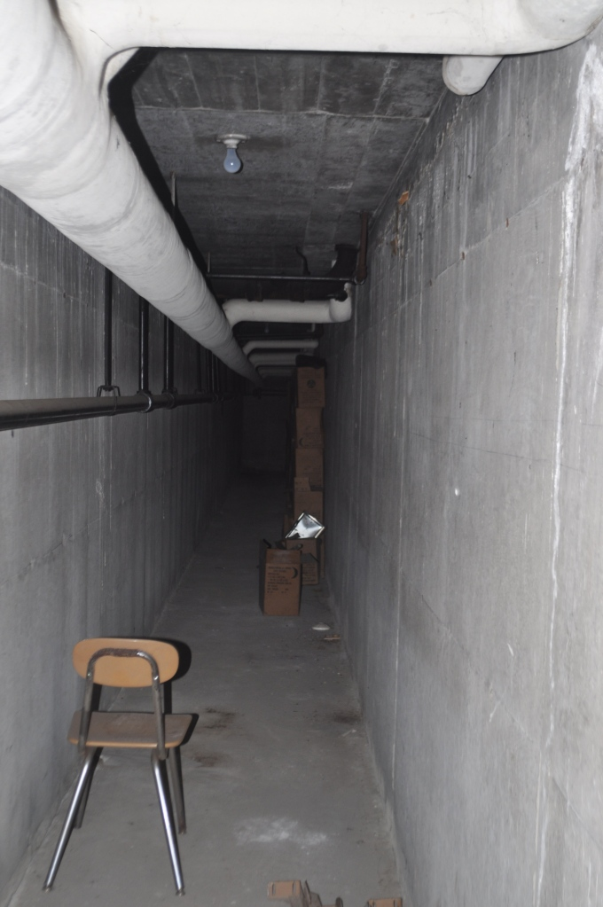 Up Academy/Patrick Gavin School-Fallout Shelter supplies