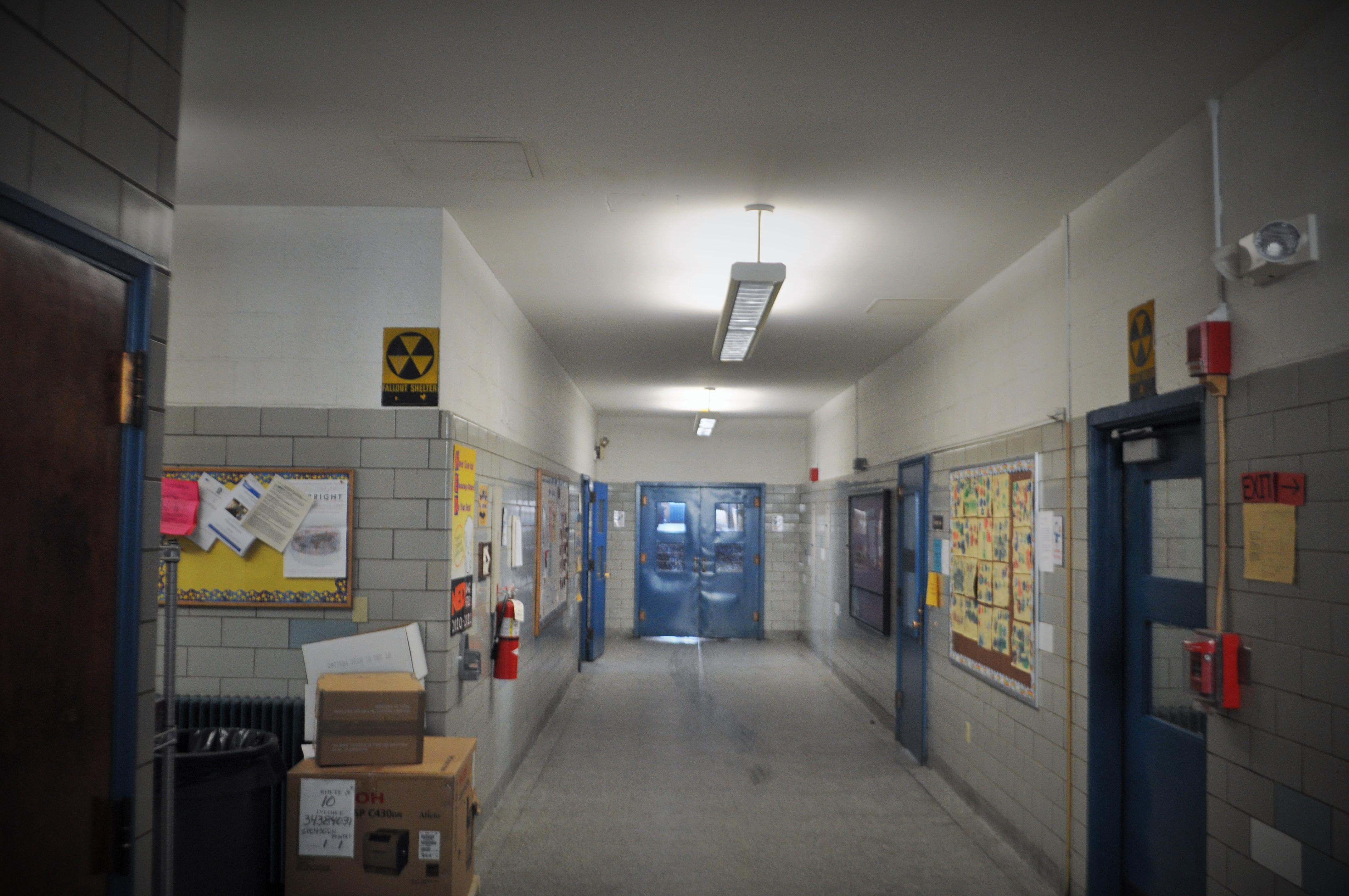 Guild Elementary School Fallout Five Zero