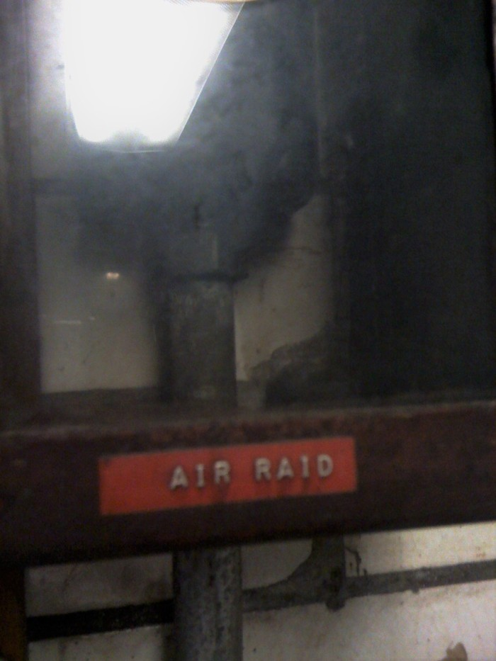 E51 Air Raid Siren Box